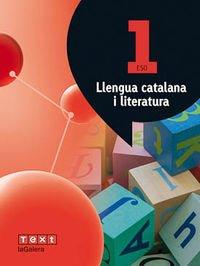 Llengua catalana i literatura 1 ESO Atòmium - 9788441223899 por Meritxell Armengol Ponce