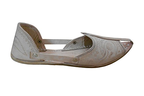 Kalra Creations , Chaussons pour homme Camel