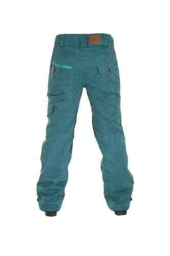 O'Neill PWFR Streamlined Ins Pants Pantalon de ski Vert - Turquoise