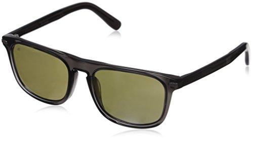 Serengeti dark crystal grey leonardo occhiali da sole con lenti polarizzate 555nm 8157