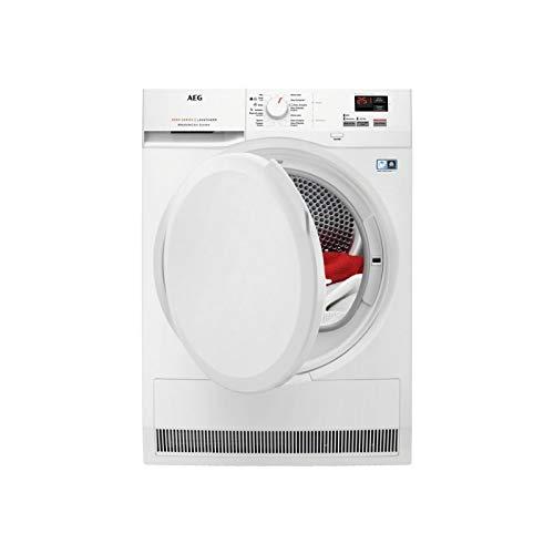 AEG Secadoras, Blanco, 85 x 60 x 60