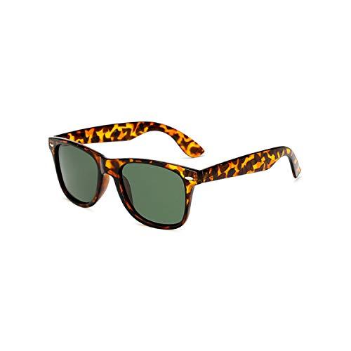 Occhiali sportivi, occhiali da golf da pesca, Unisex Retro Polarized Sunglasses Mirror Lens Vintage Sun Glasses For Men Women Polaroid Sunglasses Uv400 Retro De Sol KP1029 C7