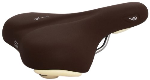 Selle Royal Herren Touren-Sattel Rio City, braun