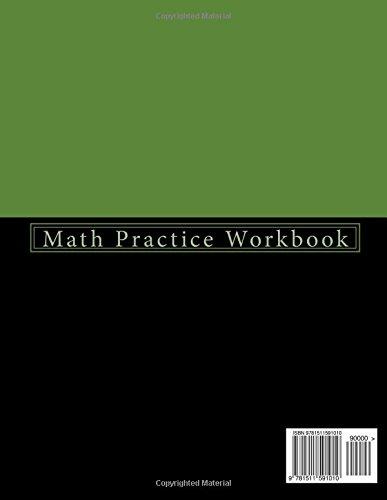 200 Division Worksheets with 1-Digit Dividends, 1-Digit Divisors: Math Practice Workbook: Volume 1 (200 Days Math Division Series)