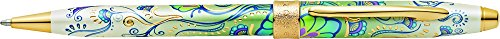 Cross AT0642-4 Botanica Kugelschreiber grün lili