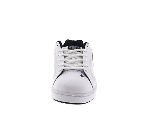 Dc Netxkws Herren Sneakers White Battleship White