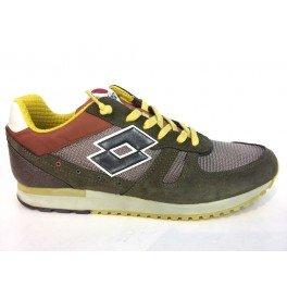 Lotto S2982 Sneakers Uomo Crosta Militar/Sesame Militar/Sesame 42