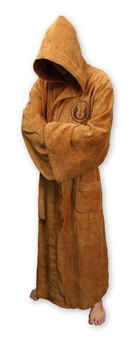 Close Up - Albornoz - para Hombre Marrón marrón Tamaño Libre