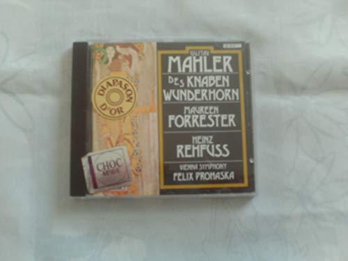 Mahler: Des Knaben Wunderhorn [Import anglais]
