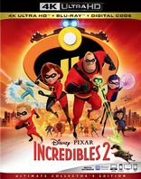 The Incredibles 2 [4k UHD + Blu-ray]