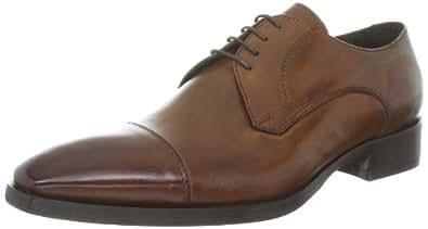 Evita Shoes elegant 54B3722210, Herren Klassischer Schnürer, Braun (hellbraun), EU 45