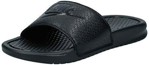 Nike Benassi Jdi, Herren Flip Flop,Schwarz (Black),38.5 EU
