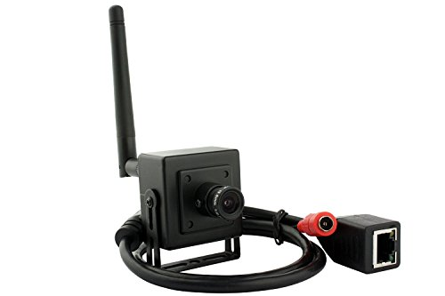 ELP IP Cámara de vigilancia Wifi CCTV 720p HD H.264 1.0MP