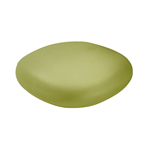Slide Chubby Low Pouf - Table Basse Vert Lime