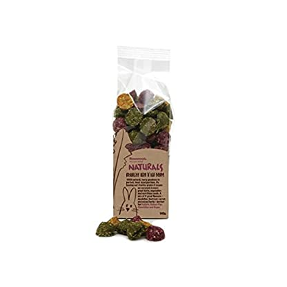 Rosewood Herb-n-Veg Drops for Small Animals, 140 g 1