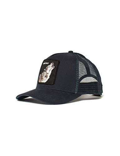 Goorin Bros. -  Cappellino da Baseball - Uomo Blu Blu Taglia Unica