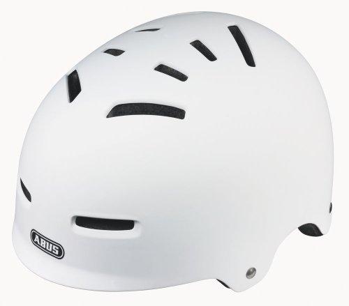 ABUS Fahrradhelm Scraper, polar matt, 58-62 cm, 52054-9