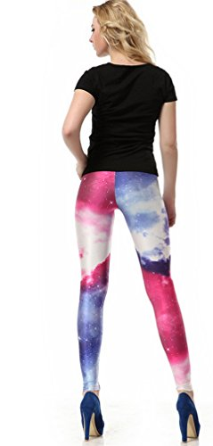 THENICE Damen Sexy Elastic Strumpfhosen Leggings Kitty