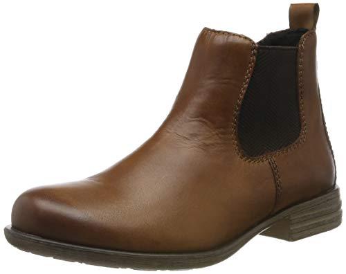 Remonte Damen R0970 Chelsea Boots, Braun Muskat 24, 39 EU