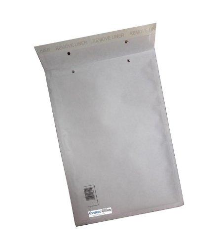 20 Luftpolster-Versandtaschen / Größe CD / Aussenmaß: 200x175mm / weiß