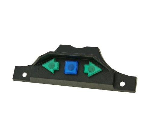 Tachometer Cockpit Kontrolllampen für Kreidler Fahrzeuge