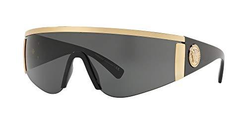 Ray-ban 100087 occhiali da sole, oro (gold), 45 unisex-adulto