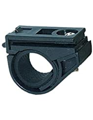 SMART Halterung SB-verpackt, für Freizeitleuchte . BL 181 WW (0.310.355/3), BL 109 HG, BL 183 WW-3-01 (0.310.359/5), BL 184 WW (0.310.369/4) mit Schnellverschluss, auch passend für Ixon IQ. ø 22,2 - 25,4 mm Originalnummer: BH-622