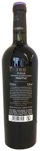 Primitivo-Puglia-I-MURI-Vigneti-del-Salento-IGP-6-x-075l-135Vol