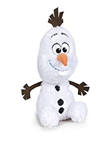 Famosa Softies - Peluche infantil Frozen 2 Friends, Olaf, 30 cm, Multicolor, (Famosa 760018074)
