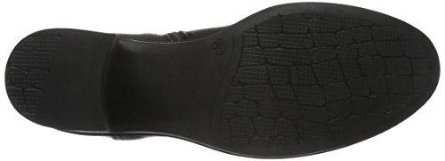 Mjus Damen 164215-0501-6002 Kurzschaft Stiefel Schwarz (Nero)