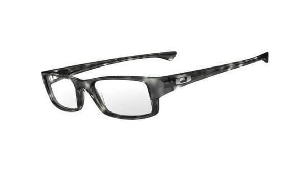 c068077fa2a Oakley Rx Eyewear Men s Ox1066 Servo Grey Tortoise Frame Plastic Eyeglasses