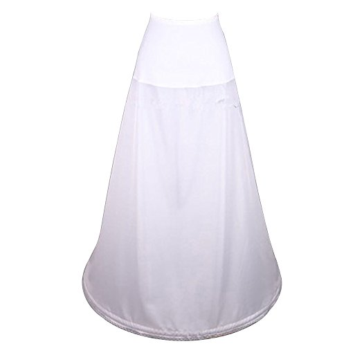 Rainyblue Bridal Wedding Dress A-LINE Underskirt Petticoat for sale  Delivered anywhere in UK
