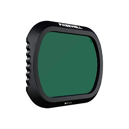 Freewell IR-UV Kamera-Objektivfilter kompatibel mit DJI Mavic 2 PRO Drone (Uv-kamera)