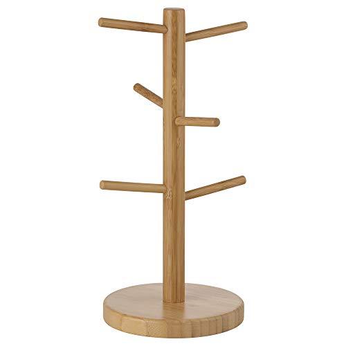 Becherhalter/Ständer aus Bambus