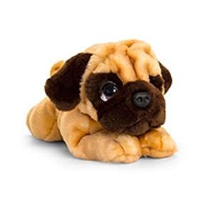 Keel Toys SD2537 - Peluche de Peluche, Color marrón