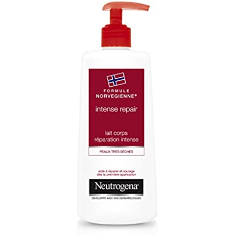 Neutrogena Intense Loción Corporal Reparación Intensa 400ml Pump
