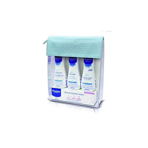 Scheda dettagliata Mustela My Basic Blue Toilettry Bag Set 5 Pieces 2018