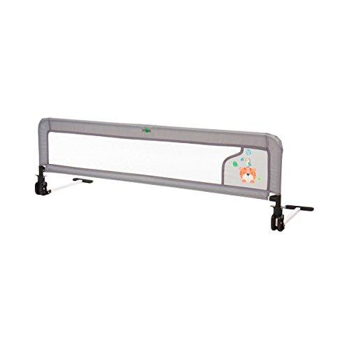 littleworld Bettgitter Luxus - Rausfallschutz für Babys - Fallschutz geeignet für Elternbett &...