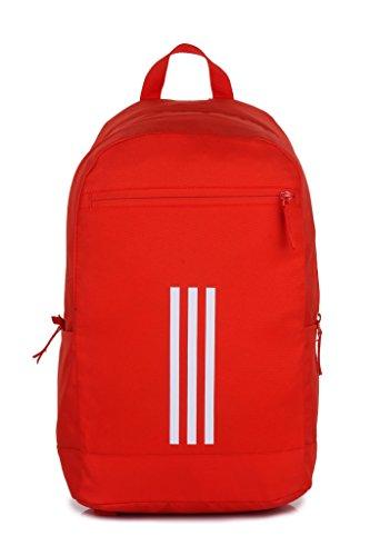 Adidas Orange Unisex Classic Medium 3S Laptop Backpack  available at amazon for Rs.2161