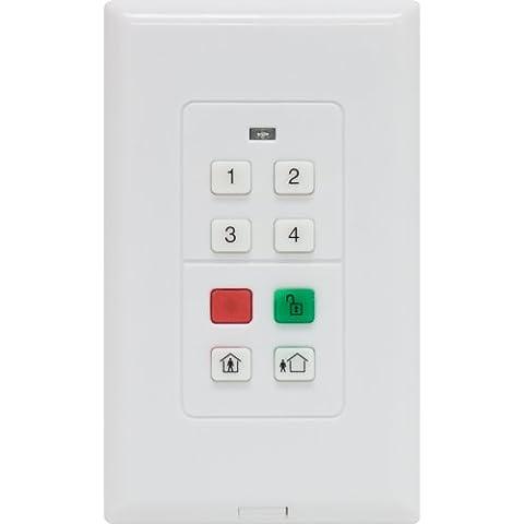 JASCO PRODUCTS COMPANY Alarm Keypad, Wireless