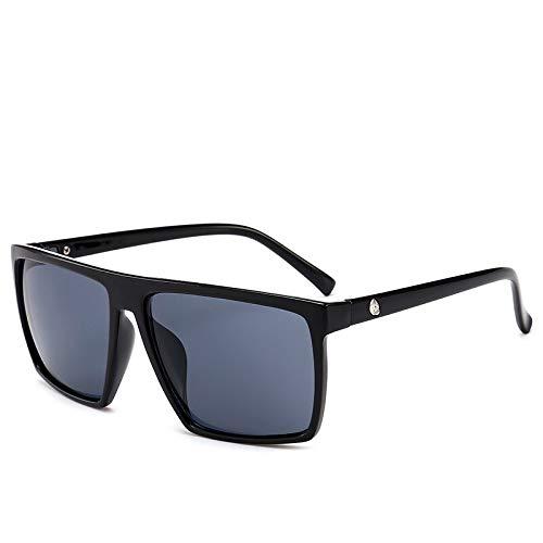 AAMOUSE Sonnenbrillen eckige Sonnenbrille für Männer, Designer, Sonnenbrille für Männer mit Sonnenbrille