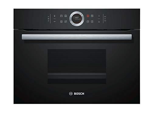 Bosch Serie 8 CDG634AB0 - Horno (Pequeño, Horno eléctrico, 38 L, 71...