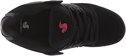 DVS Shoes Celsius, Scarpe da Skateboard Uomo Nero (Noir (008))