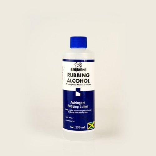 Benjamins Alcool isopropylique 70° 250 ml