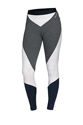Rottefella Damen Dynamic Tights Funktionshose, Brilliant White, M