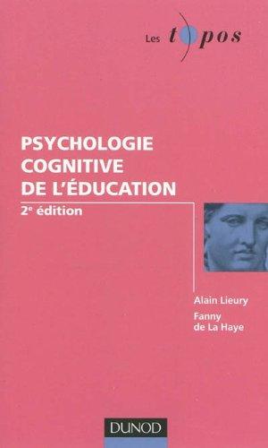 Psychologie cognitive de l'éducation