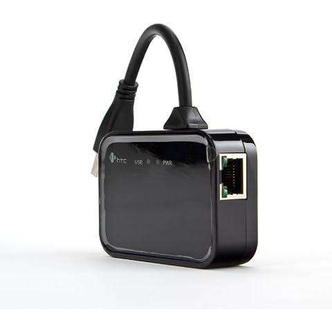 HTC UH-E100 - Kit de extensión USB y LAN para HTC Shift
