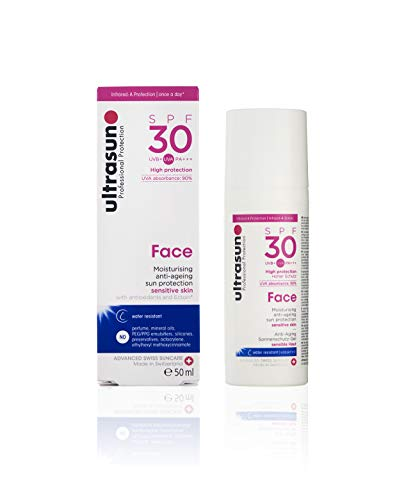 ultrasun Face Anti-Ageing Sun Protection SPF30, 50 ml