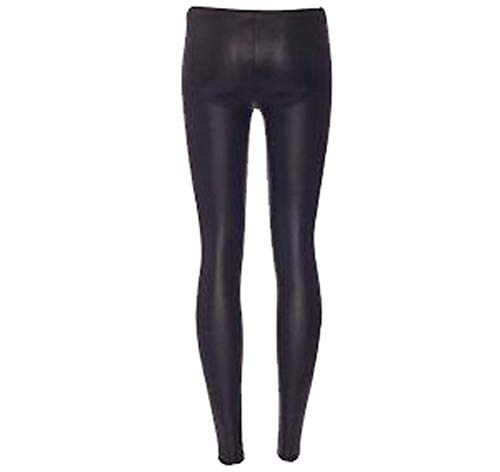 537c5072b11 Romaan s Ideal Fashion Ladies Womens Wet Look Pu Leather High Waist Leggings  Stretch Pant Pvc Trouse - £4.99
