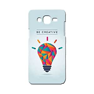 BLUEDIO Designer 3D Printed Back case cover for Samsung Galaxy A3 - G4322